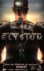 Elysium-Poster