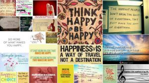 So many 'happy' quotes -  some about real joy and some about fake 'happiness'?  Think before you quote. Test before you believe.